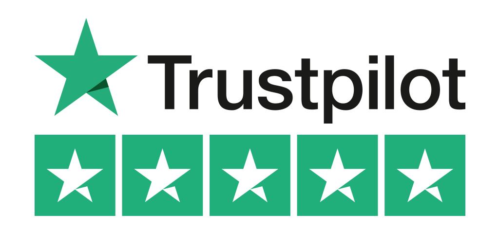 5 Star Trust Pilot